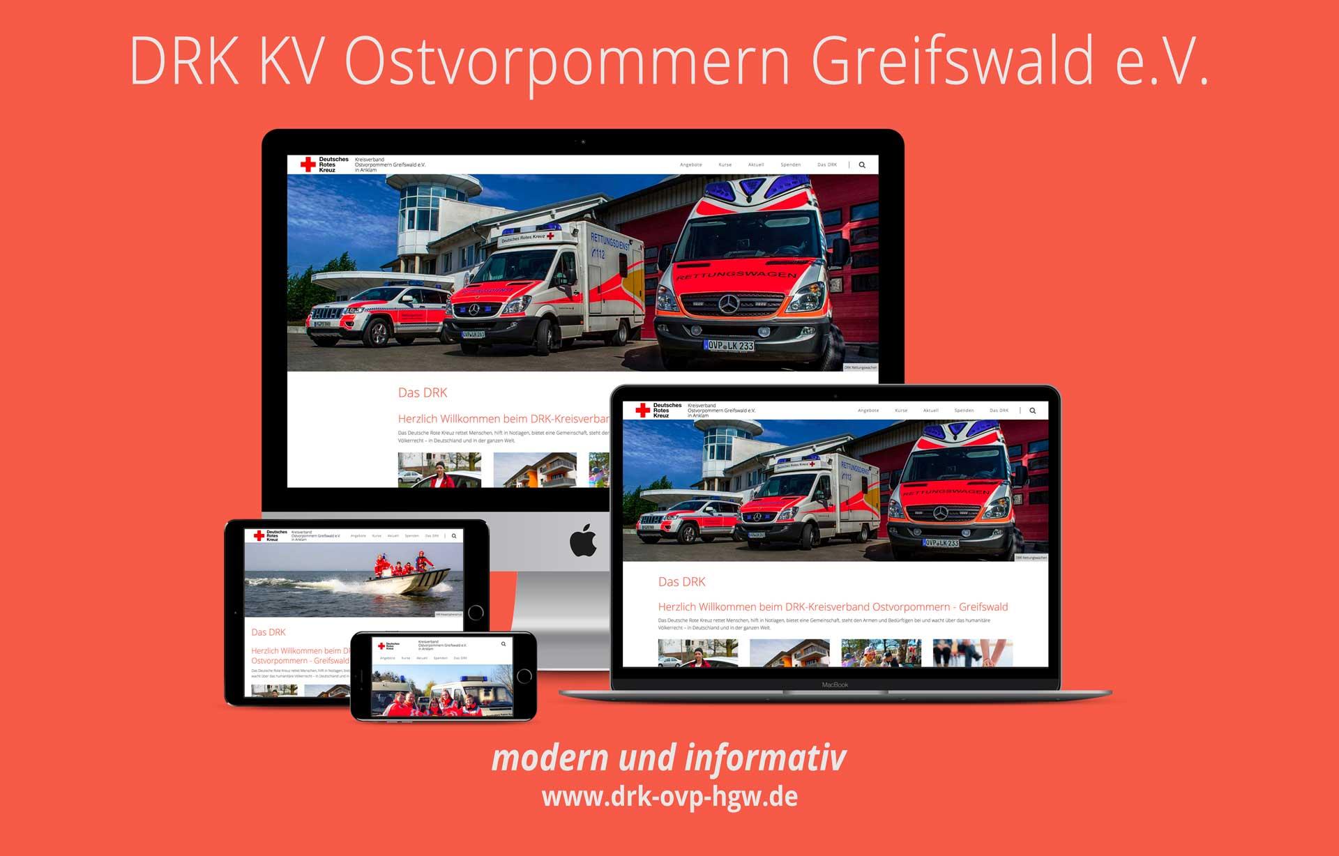 DRK KV OVP HGW Webseite