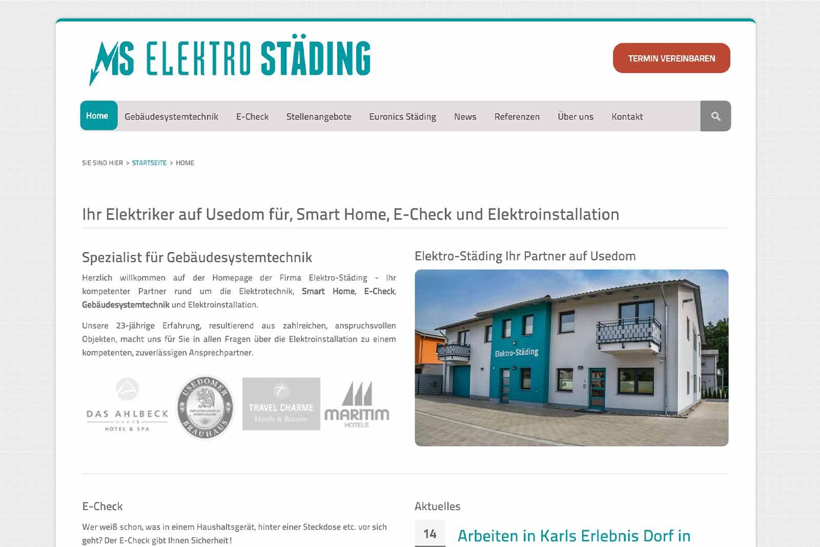 Elektro Städing Usedom